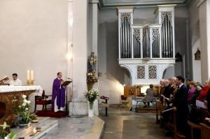 Inauguration de l'orgue de l'Eglise Sainte Hélène