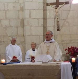 Eglise Anglicane – Départ de Monseigneur Letts
