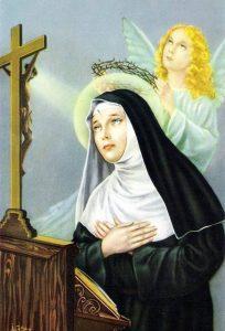 22 mai, Messe solennelle de la sainte Rita