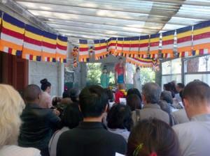 La Fête de Boudhah à la Pagode Tu Quang