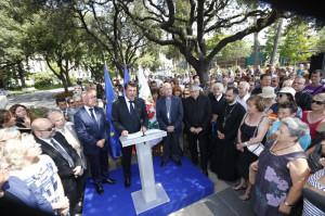 Vendredi 1er Août : Succés de la manifestation de Soutien aux Chrétiens d'Orient