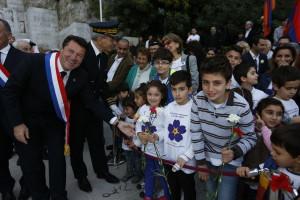 Commémorative du Génocide des Arméniens