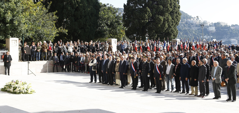 Nice rend hommage aux victimes du terrorisme