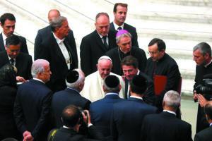 Alpes Maritimes Fraternité au Vatican
