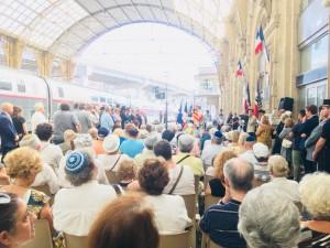 Commémoration de la Rafle du Vél' d'Hiv
