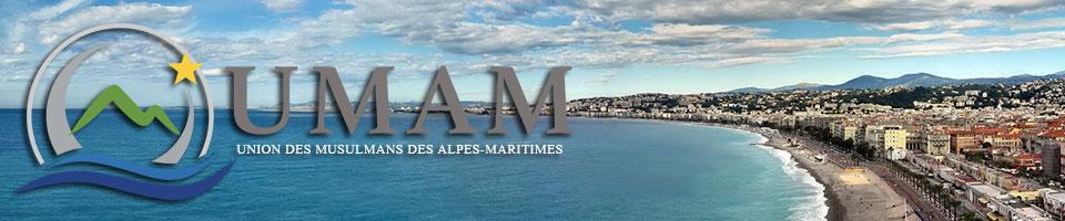 Communiqué de l'Union des Musulmans des Alpes-Maritimes