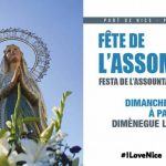 14 Août à Nice : Assomption de la Sainte Vierge au Port de Nice